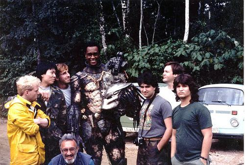 Kevin Peter Hall Kevin Peter Hall The tallest actor