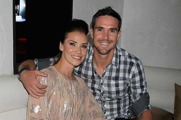 Kevin Pietersen (Cricketer) family