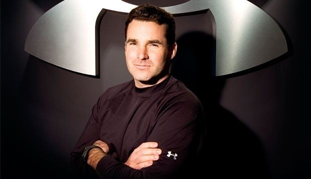 Kevin Plank Under Armour founder Kevin Plank will teach you to be a
