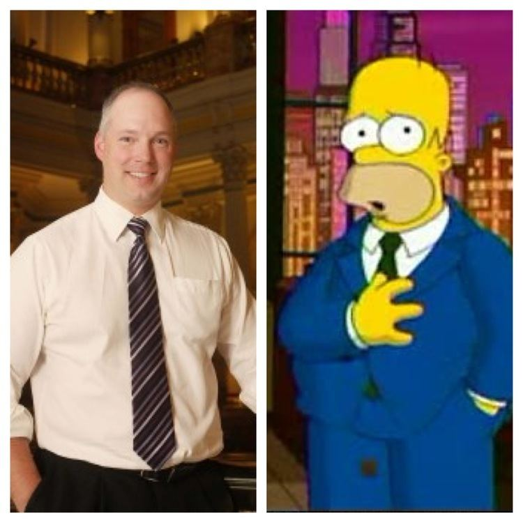 Kevin Priola Colorado Peak Politics Kevin Priola Homer Simpson