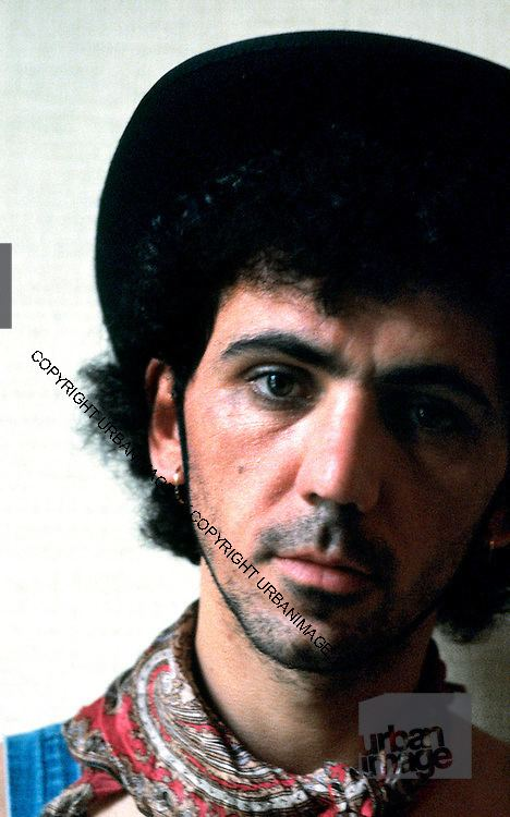 Kevin Rowland Portrait of Kevin Rowland of Dexys Midnight Runners