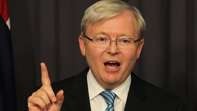 Kevin Rudd Kevin Rudd39s inner sanctum The Australian