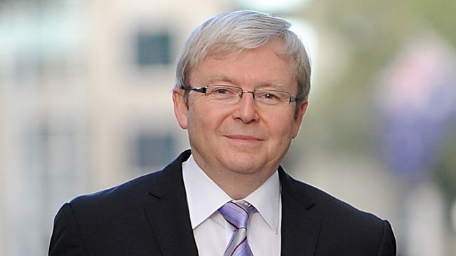 Kevin Rudd Hi I39m Kevin Rudd and I39m here to help