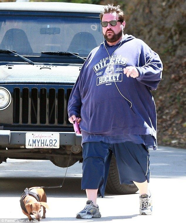 Kevin Smith (businessman) Kevin Smith seems to have piled the pounds back on following