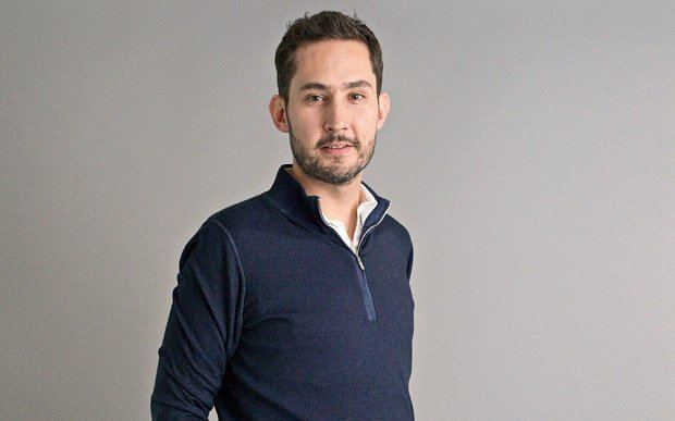 Kevin Systrom Instagram39s Kevin Systrom 39I39m dangerous enough to code