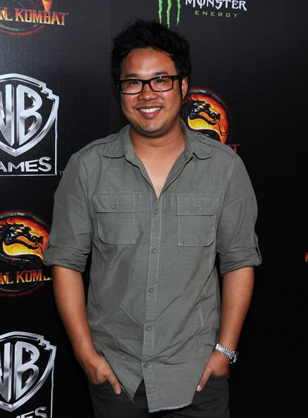 Kevin Tancharoen Kevin Tancharoen Pictures Launch Of Warner Bros quotMortal
