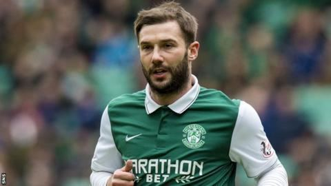 Kevin Thomson Hibs Kevin Thomson eyes coaching future after joining Tranent BBC