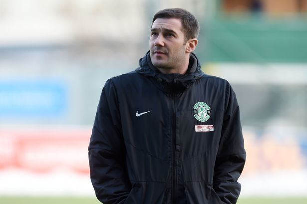 Kevin Thomson Hibs new boy Kevin Thomson I was on verge of quitting football