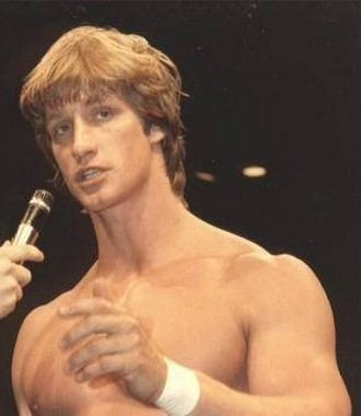 Kevin Von Erich Saturday Night Wrestlingquot Taped 72885 ATOMIC GIANTS OF
