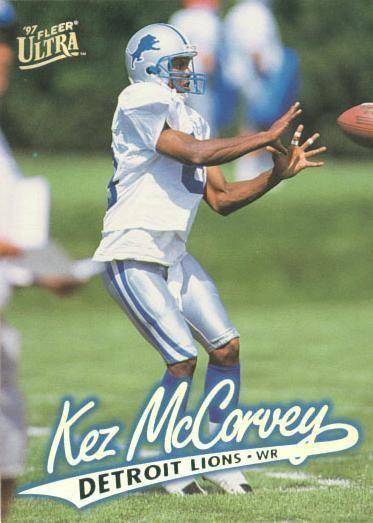 Kez McCorvey Kez McCorvey
