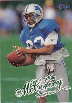 Kez McCorvey 1998 Ultra Football 189 Checklist The Trading Card Database