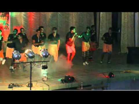 KG College Pampady funny dance don39t imitate kg college pampady YouTube