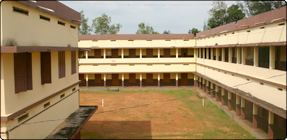 KG College Pampady KG college commerce department