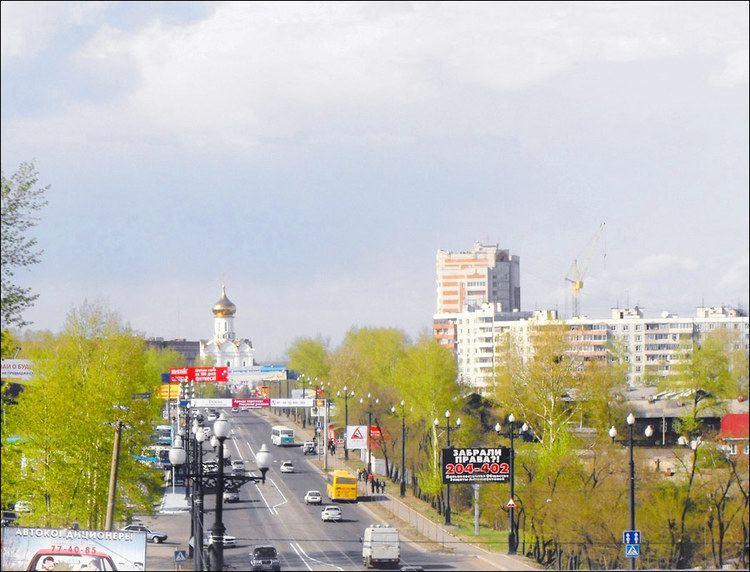 Khabarovsk in the past, History of Khabarovsk