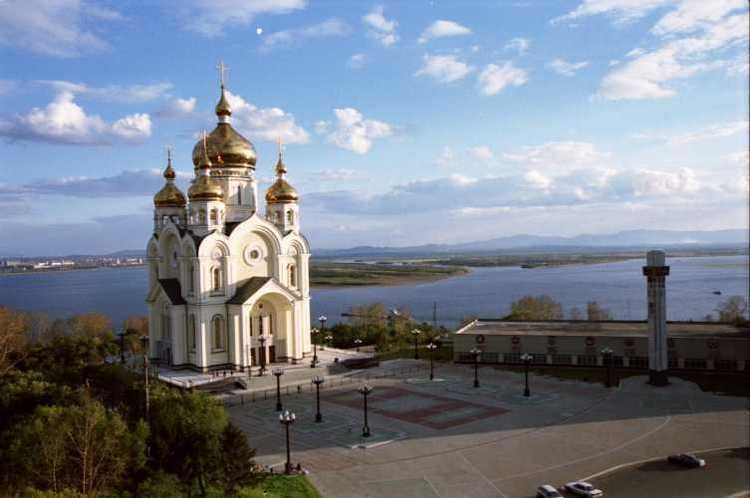 Khabarovsk Tourist places in Khabarovsk