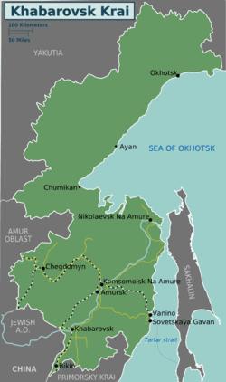 Khabarovsk Krai Wikitravel