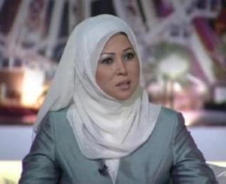 Khadija Benguenna Bouteflika vit l39ge du noir et blanc Khadija