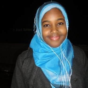 Khadija Mohamed DC MIST Organizers Khadija Mohameds Fundraiser
