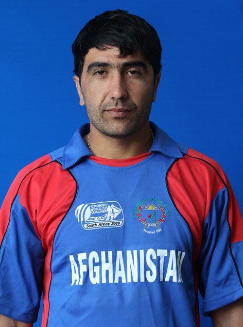 Khaleqdaad Noori (Cricketer)