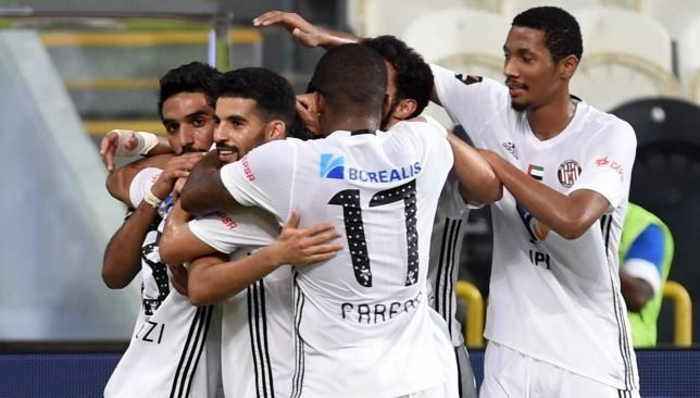 Khalfan Mubarak Khalfan Mubarak plays starring role as Al Jazira cruise past Sharjah
