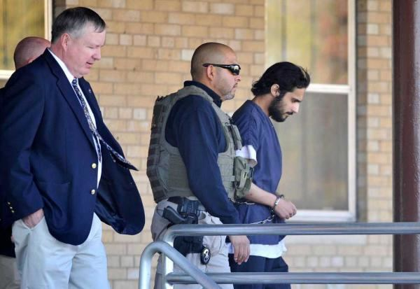 Khalid Ali-M Aldawsari Judge sentences wouldbe terrorist Aldawsari to life in
