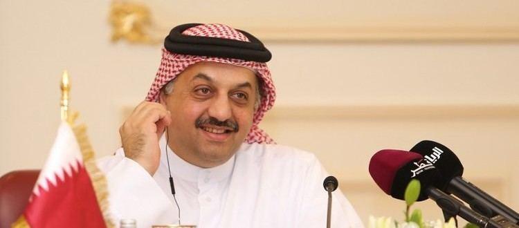 Khalid bin Mohammad Al Attiyah Qatari FM to Israel You are offending 15 billion Muslims The