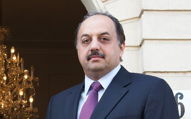 Khalid bin Mohammad Al Attiyah Khalid Bin Mohammed AlAttiyah