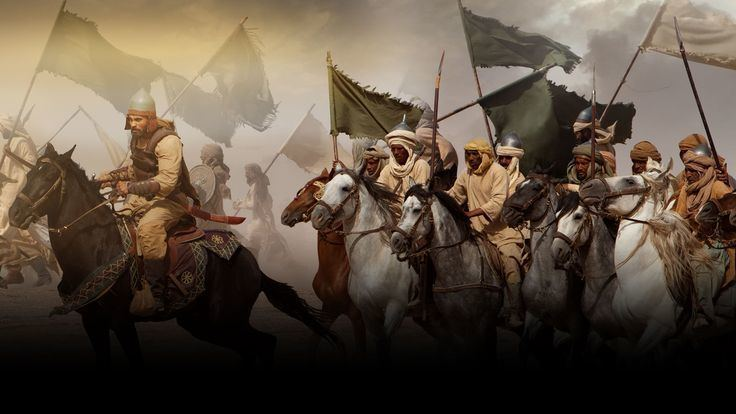 Khalid ibn al-Walid As Khalid Ibn Al Walid quotOmar quot TV Series 2012 on
