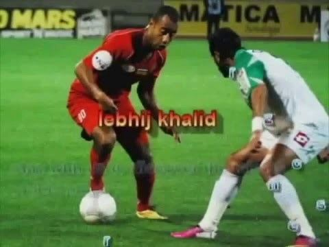 Khalid Lebhij khalid Lebhij football moments 2016 YouTube