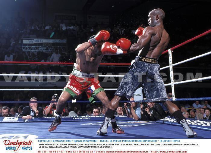 Khalid Rahilou Photos Boxeanglaise rahilou khalid SportQuick