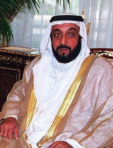 Khalifa bin Zayed Al Nahyan httpsuploadwikimediaorgwikipediacommons99