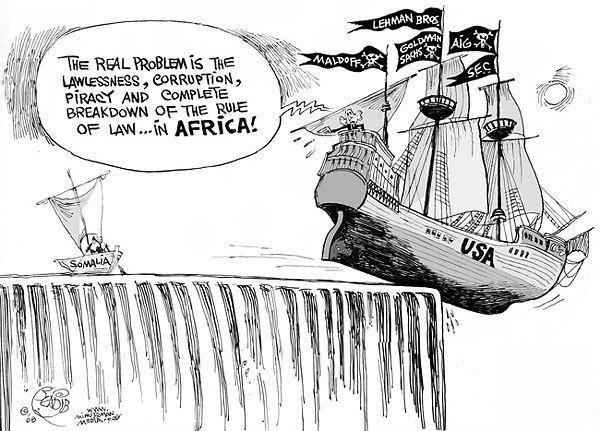 Khalil Bendib Somalia by Khalil Bendib Political Cartoons on the World Crisis Web