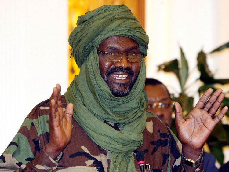 Khalil Ibrahim Dr Khalil Ibrahim Leader of the Darfur rebels in Sudan