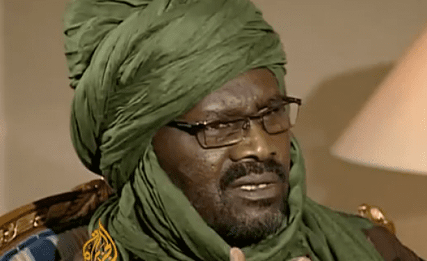 Khalil Ibrahim Sudan Darfur Rebel Leader Khalil Ibrahim Killed 39En Route