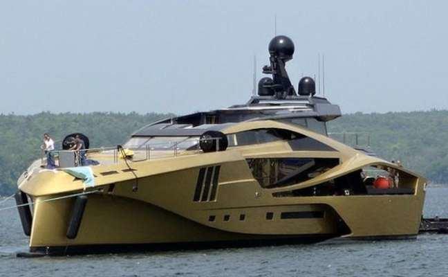 Khalilah (yacht) KHALILAH Yacht Video Palmer Johnson Yacht Charter Fleet
