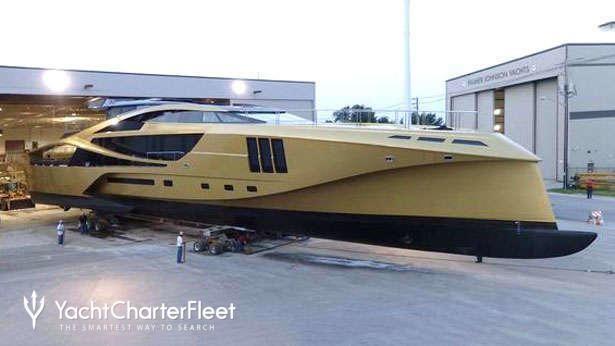 Khalilah (yacht) KHALILAH Yacht Palmer Johnson Yacht Charter Fleet