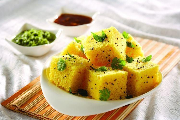 Khaman Khaman Dhokla Recipe Khaman Dhokla Gujrati Farshan Indian Food