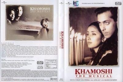 Khamoshi: The Musical zulmnet View topic Khamoshi The Musical 1996 DVD Shots