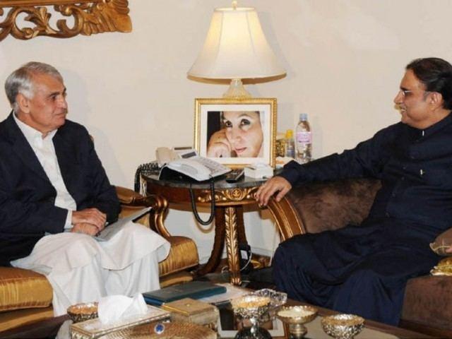 Khanzada Khan New appointments Khanzada Khan slated to be PPP KP president The