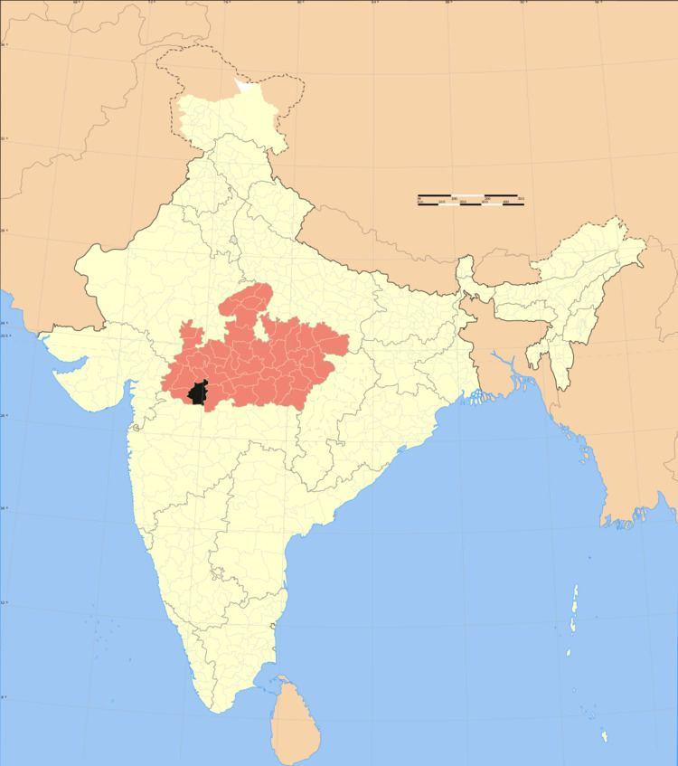Khargone district