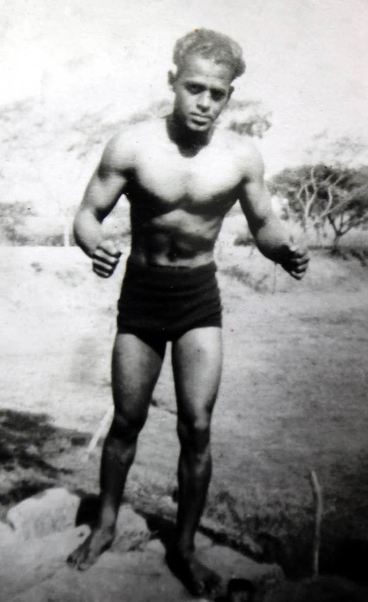 Khashaba Dadasaheb Jadhav KHASHABA DADASAHEB JADHAV FIRST INDIAN WON OLYMPIC MEDAL WRESTLING