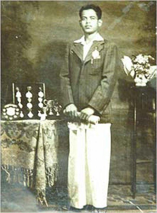 Khashaba Dadasaheb Jadhav shankarrao chavan