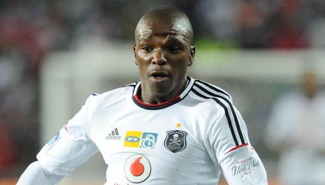Khethokwakhe Masuku Orlando Pirates midfielder Khethokwakhe Masuku latest