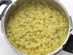 Khichdi Simple Rice Khichdi Recipe Plain Moong Dal Khichdi for Babies and