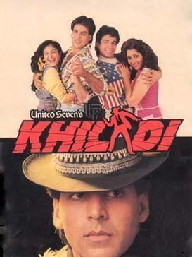 Khiladi 1992 film Wikipedia