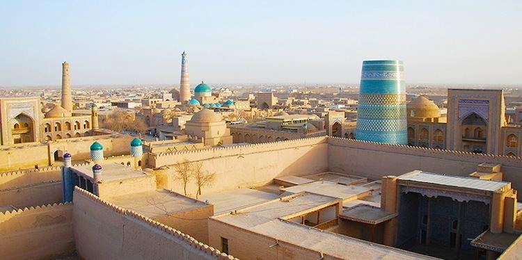Khiva wwwadvantourcomimguzbekistankhivakhivajpg