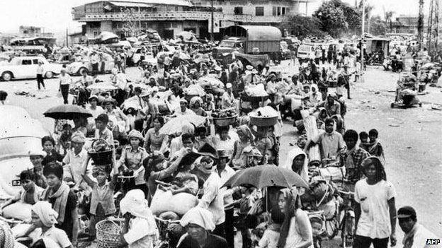 Khmer Rouge Cambodia39s brutal Khmer Rouge regime BBC News