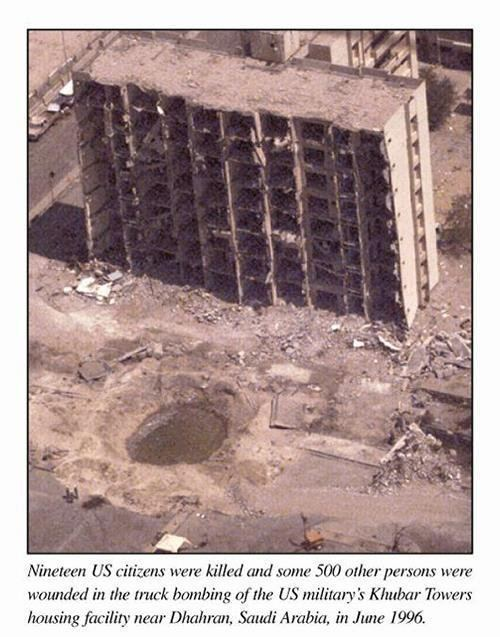 Khobar Towers bombing Suspect in 1996 Khobar Towers bombing captured photos