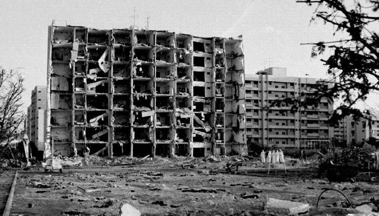 Khobar Towers bombing Khobar Towers Bombing Bio News Photos Washington Times