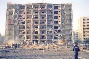 Khobar Towers bombing Civil engineers recall reflect 17 years after Khobar Towers bombing